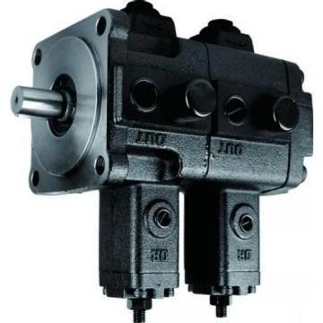 NACHI IPH-26B-6.5-80-11 Double IP Pump
