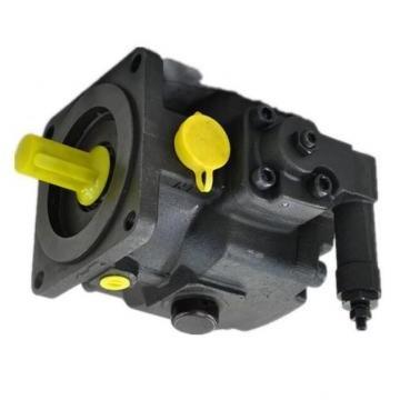 Nachi PZ-6A-220-E3A-20 Load Sensitive Variable Piston Pump