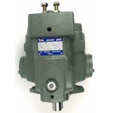 Yuken PV2R14-19-200-F-RAAA-31 Double Vane Pumps